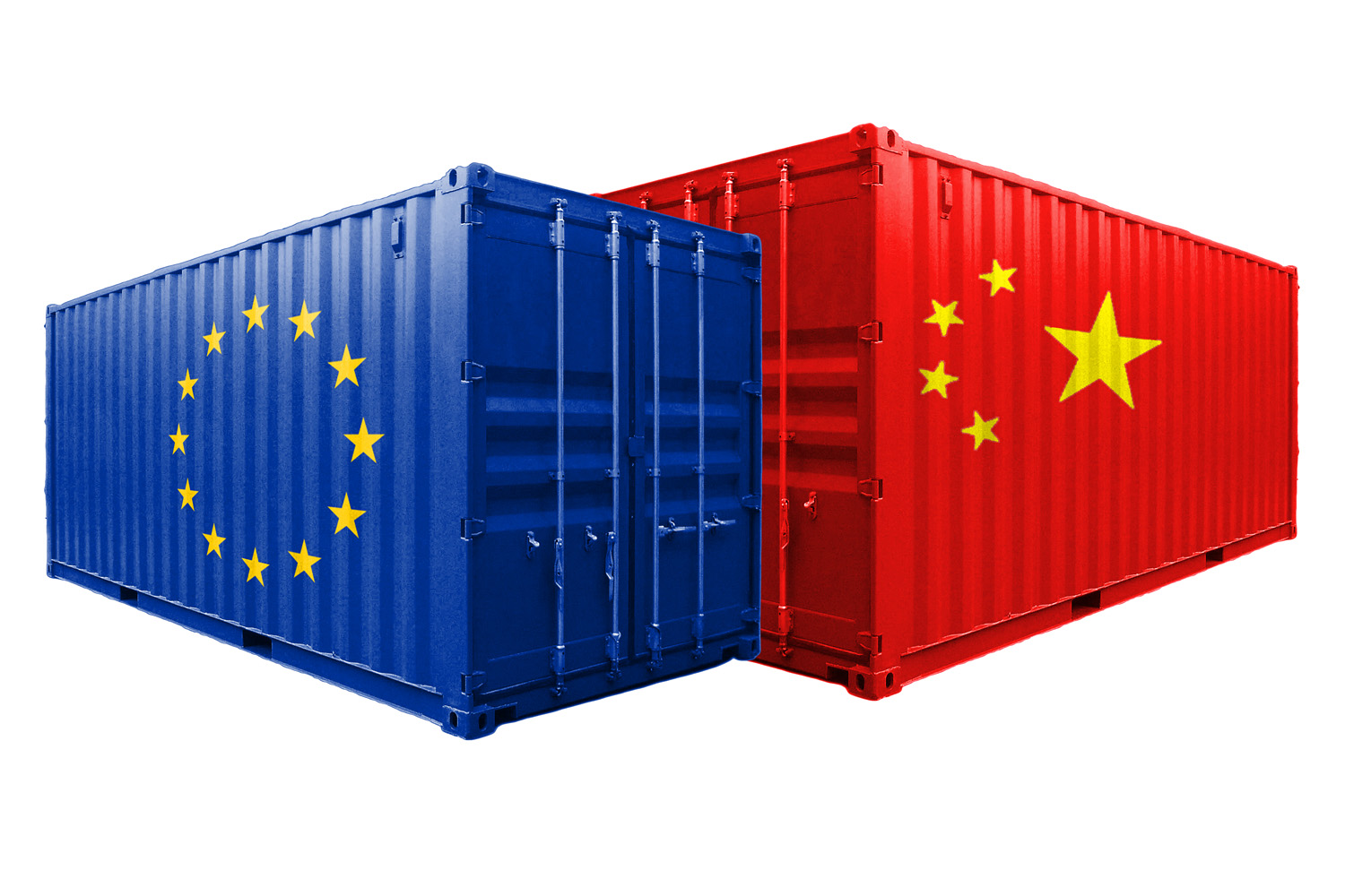 CN Production Import Export EU China